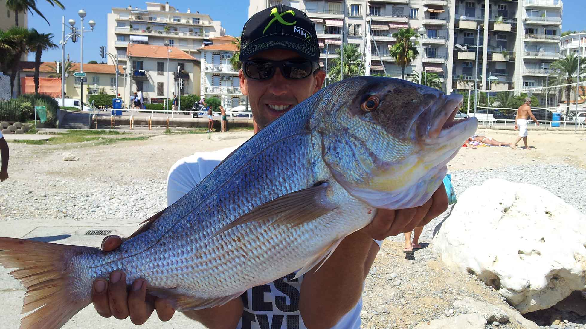 Caught in Nice Alpes-Maritimes